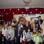 Сотрудники АО «Газаппарат» поздравили воспитанников школы-интерната с.