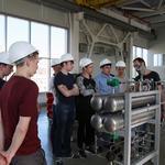 АО «Газаппарат» посетили студенты ППК им. Ю. А. Гагарина...