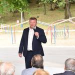 Представители ветеранской организации АО «Газаппарат» приняли участие.