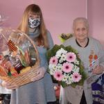 Работники АО «Газаппарат» поздравили ветеранов с 75-летием Победы в Ве...