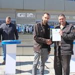 Сотрудники завода отметили День работников нефтяной и газовой промышле...