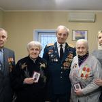 Ветеранов АО «Газаппарат» наградили юбилейными медалями к 75-летию Поб...