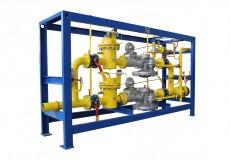 Газорегуляторные установки «Голубой поток» (ГРУ)