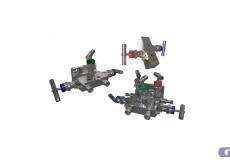 Блоки клапанные (Б-1В, Б-2В, Б-3В, Б-5В)