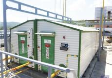 Блочные пункты подготовки газа (БППГ)