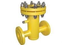 Фильтры газовые сетчатые (осевые, угловые)