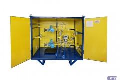 Газорегуляторные пункты шкафные ГРПШ-32/2-СГ-ЭК «Голубой поток»