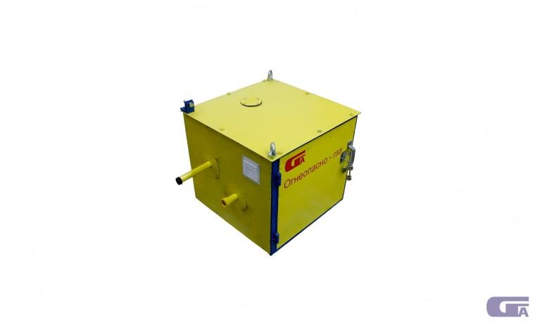 Газорегуляторные пункты шкафные ГРПШ-32 «Голубой поток»