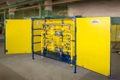 Газорегуляторные пункты шкафные ГРПШН «Голубой поток»