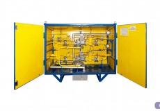 Газорегуляторные пункты шкафные «Голубой поток» (ГРПШ, ГРПШН, ШРП, ГСГО)