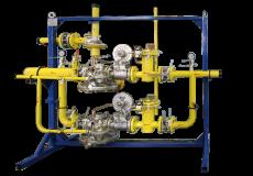 Газорегуляторные установки ГРУ-50-МВ «Голубой поток»