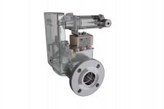 Клапаны предохранительно-запорные электромагнитные газовые (КПЭГ)