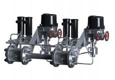 Модуль регуляторов давления газа с дистанционным управлением МРП-2ДУ