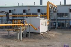 Пункт газорегуляторный блочный ПГБ-150-СГ-ЭК-Т «Голубой поток»