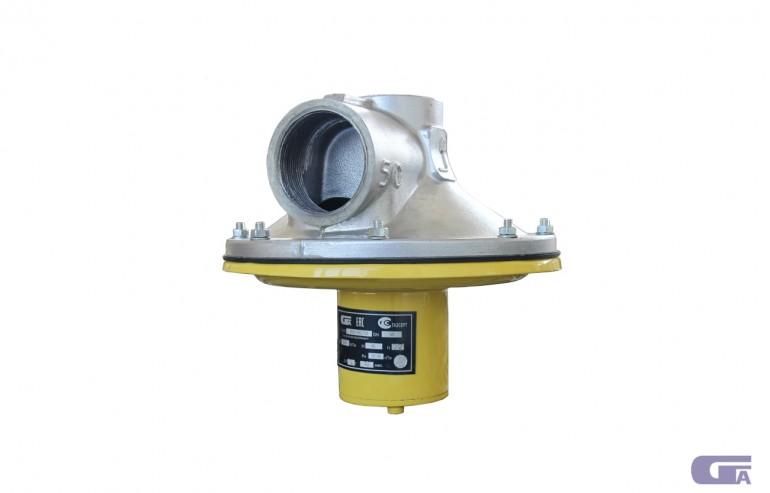 Клапаны пружинные сбросные (ПСК)