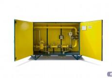 Пункты учета расхода газа шкафные и блочные (ПУРГ, БУРГ)