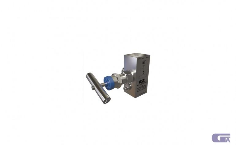 Блоки клапанный одновентильный Б-1В