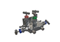 Блоки клапанные пятивентильные (Б-5В)